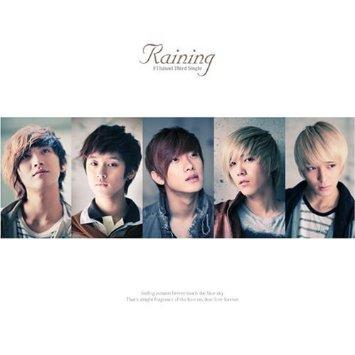Raining(DVD付) Single, CD+DVD, Maxi FTISLAND  CD 新品
