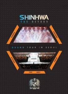 "2012 SHINHWA GRAND TOUR IN SEOUL""THE RETURN"" [DVD] 新品"