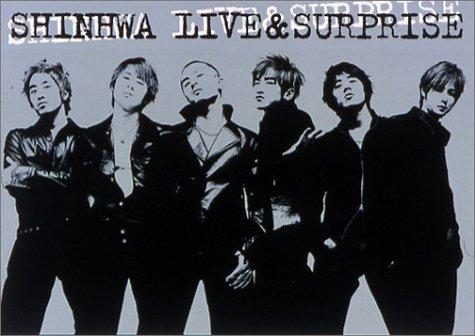 LIVE&SURPRISE [DVD] シンファ 新品