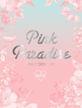 APINK 1st CONCERT「PINK PARADISE」DVD 新品 マルチレンズクリーナー付き