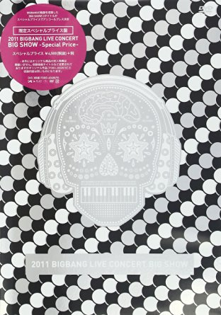 2011 BIGBANG LIVE CONCERT [DVD] 新品
