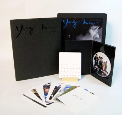 パク・ヨンハ ラストメモリアルボックス フロム「ザ・スリングショット~男の物語~」 DVD 新品