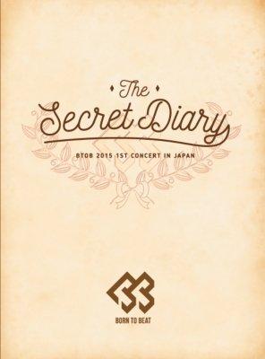 BTOB 2015 1st 単独コンサート ~The Secret Diary~ DVD 新品