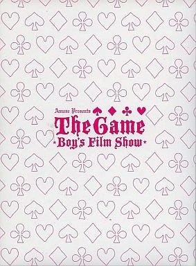 The Game DVDBOX Boys Film Show 新品