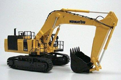 京商EGG 1/50 6ch IRC コマツ油圧ショベル PC1250-8 ハイグレードバージョン バンドB 新品