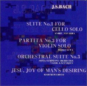 エヴァンゲリオン・クラシック4 バッハ:管弦楽組曲第3番「アリア」他 CD 新品
