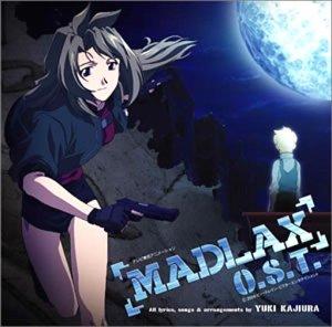 テレビ東京アニメーション [MADLAX] O.S.T. Soundtrack CD 新品