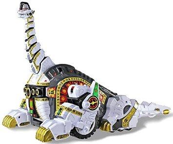 パワーレンジャー レガシー 20周年記念 獣騎神キングブラキオン 【並行輸入】 新品
