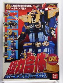 超力戦隊 オーレンジャー 超力合体 DX オーレンジャーロボ バンダイ 新品