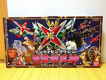 DX超合金 天雷旋風神 スペシャルバージョン トイザらス限定 新品
