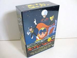 スーパージェッター DVD-BOX(2) 市川治 新品 マルチレンズクリーナー付き