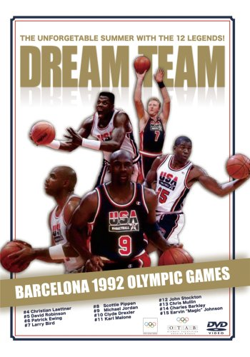 ドリームチーム ~バルセロナ五輪 1992~ [DVD] マイケル・ジョーダン 新品