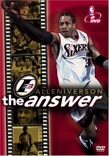 アレン・アイバーソン THE ANSWER [DVD] 新品