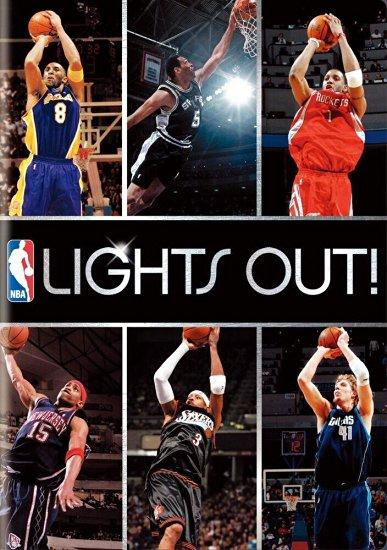 NBA ライト・アウト! 特別版 [DVD] コービー・ブライアント マジック・ジョンソン 新品