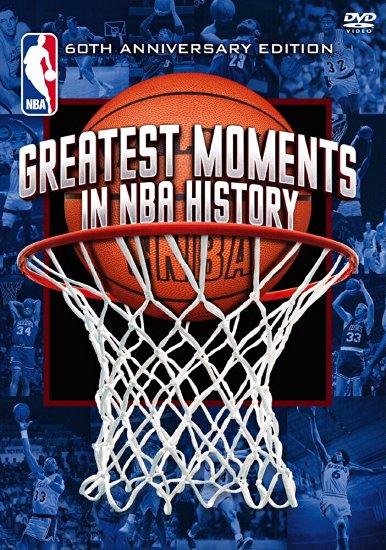 NBA グレイテスト モーメント イン NBAヒストリー [DVD] マジック・ジョンソン コービー・ブライアント  新品