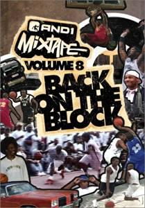 AND1・ミックス・テープ Vol.8 [DVD] 新品