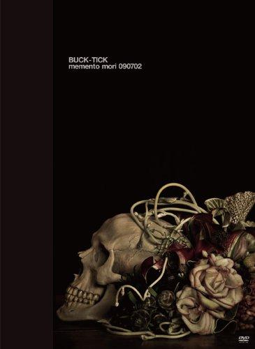 MEMENTO MORI 090702【初回生産限定盤】 [DVD] BUCK-TICK  新品