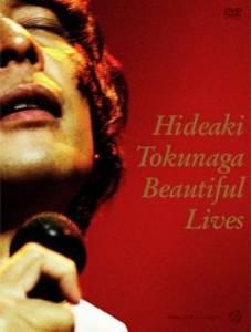 BEAUTIFUL LIVES【初回限定盤】 [DVD] 徳永英明 新品