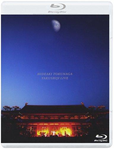 薬師寺LIVE [Blu-ray] 徳永英明 新品