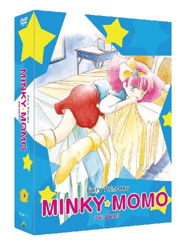 EMOTION the Best 魔法のプリンセス ミンキーモモ DVD-BOX 3最終巻 新品
