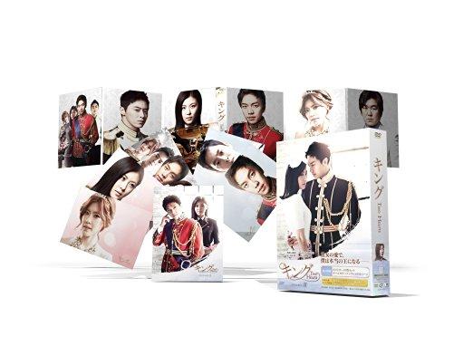 キング~Two Hearts DVD-BOXII イ・スンギ マルチレンズクリーナー付き 新品