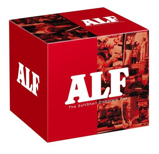 アルフ 〈シーズン1-4〉 コンプリートDVD BOX(24枚組) [初回限定生産](中古)マルチレンズクリーナー付き