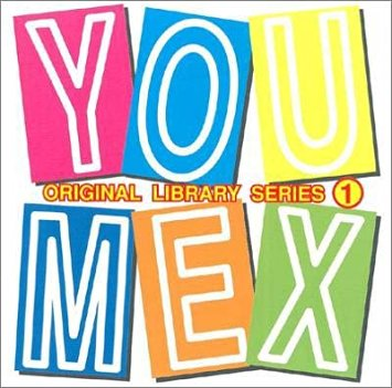 YOUMEX ORIGINAL LIBRARY SERIES VOL.1 CD 新品