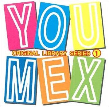 YOUMEX ORIGINAL LIBRARY SERIES VOL.1 CD 新品