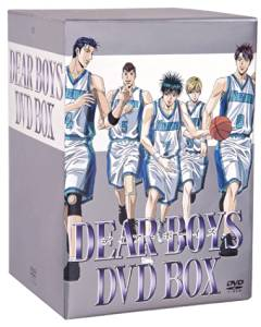 「DEAR BOYS」DVD-BOX 新品