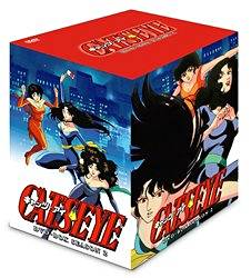 CAT'S EYE DVD-BOX Season 2 戸田恵子 新品