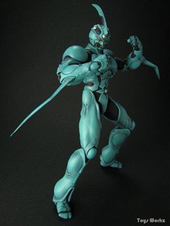 強殖装甲ガイバー ガイバーI アクションフィギュア マックスファクトリー 新品