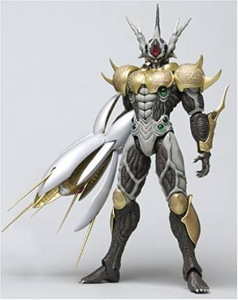 強殖装甲ガイバー BIO FIGHTER COLLECTION MAX 獣神将 ギュオー マックスファクトリー 新品
