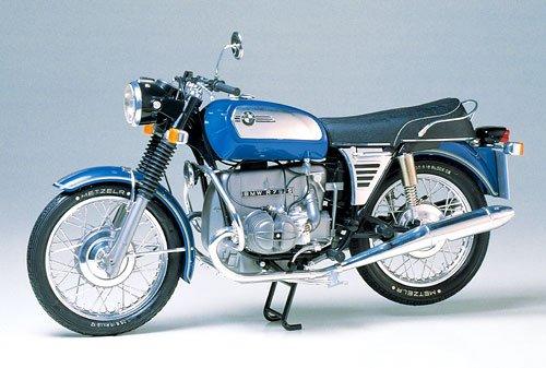 タミヤ 1/6 オートバイシリーズ No.5 BMW R75/5 プラモデル 16005 新品