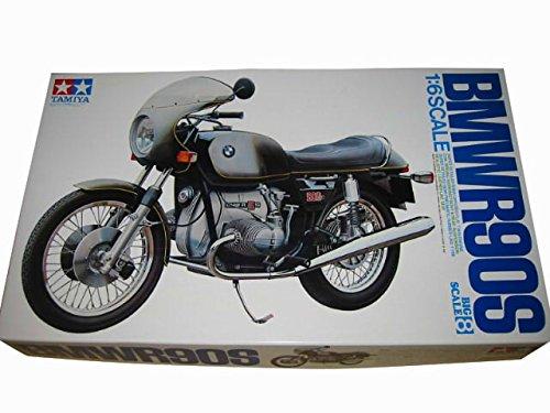 タミヤ 1/6 オートバイシリーズ No.8 BMW R90S プラモデル 16008 新品