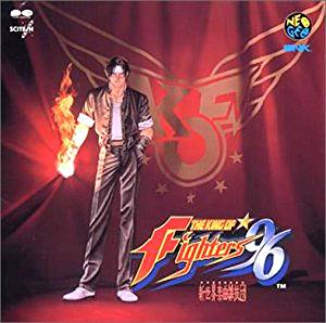 THE KING OF FIGHTERS'96 CD 新品
