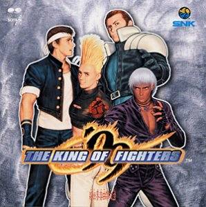 THE KING OF FIGHTERS'99 Soundtrack CD 新品
