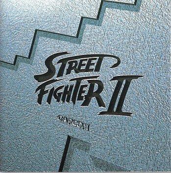 ストリートファイターII ゲーム・ミュージック  CD 新品