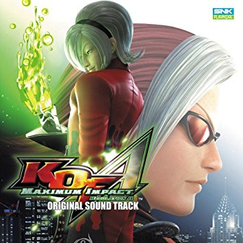 "KOF MAXIMUM IMPACT REGULATION ""A"" ORIGINAL SOUND TRACK CD 新品"
