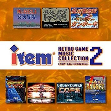 アイレム レトロゲームミュージックコレクション 2 ゲーム・ミュージック CD 新品