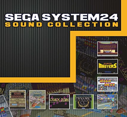 SEGA SYSTEM24 SOUND COLLECTION CD 新品