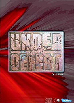 UNDER DEFEAT-Sound Tracks-DC Edition ゲーム・ミュージック CD 新品