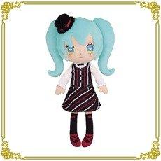 一番くじ 初音ミク ブランドコラボレーション MIKU wears MILK C賞 DressyDOLL「MILK STRIPE」 バンプレスト 新品