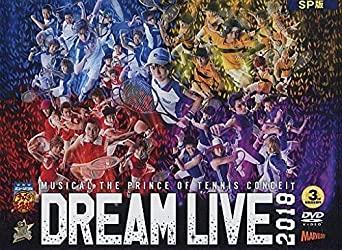 ミュージカル 永遠の定番モデル テニスの王子様 コンサート Dream Live 新品 マルチレンズクリーナー付き 期間限定 2018 SP版