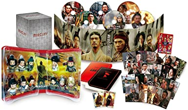 レッドクリフ Part12 売り出し スペシャル ツインパック マルチレンズクリーナー付き DVD 新品 期間限定特価品