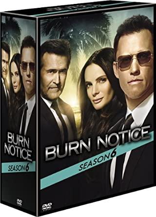 バーン 爆売りセール開催中 ノーティス 元スパイの逆襲 SEASON6 新品 人気ブランド多数対象 DVDコレクターズBOX マルチレンズクリーナー付き