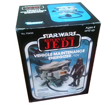 Star Wars Vehicle Maintenance Energizer Kenner 1982 スターウォーズ ジェダイの復讐 新品