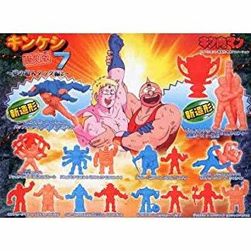 ガシャポン キン肉マン キンケシ復刻版7 ~夢の超人タッグ編2~ 全30種(60体)セット バンダイ 新品