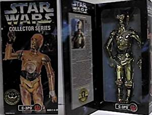 Star Wars Collector Series C-3PO Kenner 新品