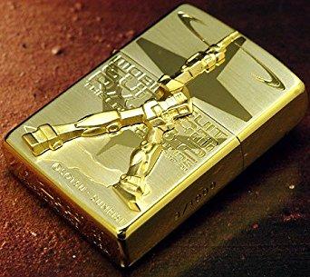 機動戦士ガンダムZIPPO スペシャルリミテッドNo.2 ラストシューティング(GOLD) 新品