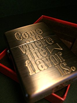 Zippo ライター MARLBORO マルボロ Solid Copper 限定 新品